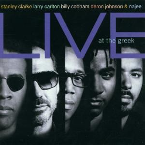 Stanley Clarke & Friends Live At The Greek, Stanley Clarke
