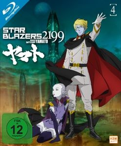 Star Blazers 2199 - Space Battleship Yamato - Vol. 4 Bluray Box, N, A
