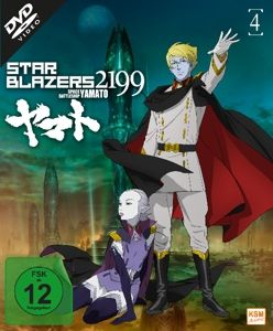 Star Blazers 2199 - Space Battleship Yamato - Vol. 4 DVD-Box, N, A