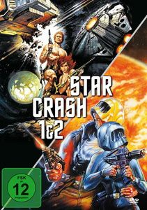 Star Crash 1&2, Christopher Plummer, David Hasselhoff, C. Munro