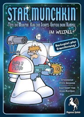 Star Munchkin (Kartenspiel); Star Munchkin 2, Die Clown-Kriege (Spiel-Zubehör), Steve Jackson