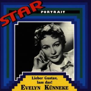 Star Portrait, Evelyn Künneke
