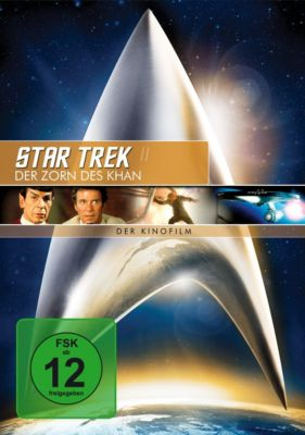 Star Trek 2: Der Zorn des Khan - Remastered, Bibi Besch,James Doohan Kirstie Alley