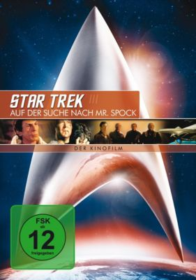 Star Trek 3: Auf der Suche nach Mr. Spock - Remastered, James Doohan, DeForest Kelley, Walter König