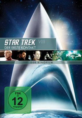 Star Trek 8: Der erste Kontakt - Remastered, LeVar Burton, James Cromwell, Michael Dorn