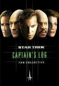 Star Trek - Captain's Log Fan Collective, Dvd-tv Serien Box