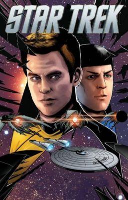 Star Trek Comicband - Die neue Zeit -  pdf epub