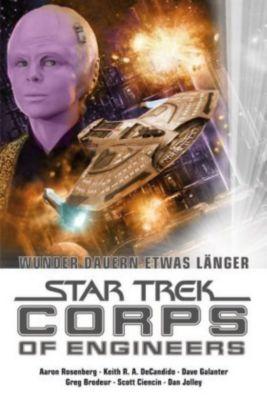 Star Trek Corps of Engineers - Wunder dauern etwas länger -  pdf epub
