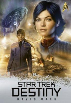 Star Trek - Destiny, Jubiläumsausgabe - David Mack |