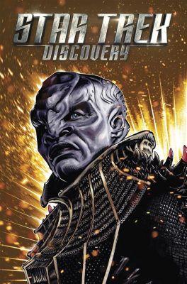 Star Trek - Discovery Comic, Kirsten Beyer, Mike Johnson