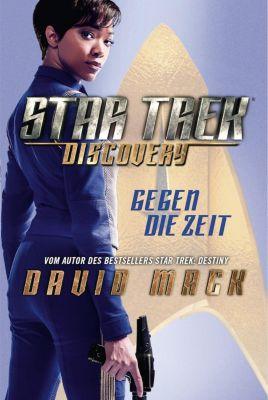 Star Trek - Discovery: Gegen die Zeit - David Mack |