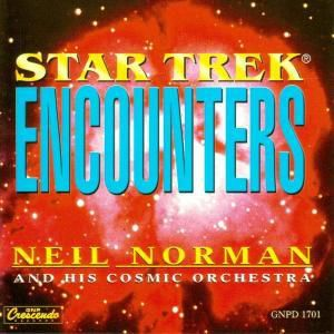 Star Trek Encounters, Neil & His Cosmic Orchestra Norman