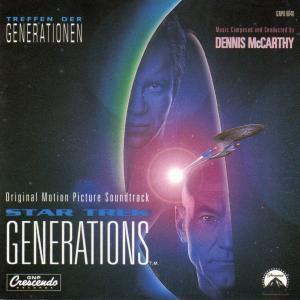 Star Trek Generations, Original Soundtrack-Star Trek