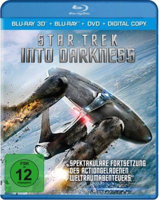 Star Trek: Into Darkness - 3D-Version, Roberto Orci, Alex Kurtzman, Damon Lindelof, Gene Roddenberry