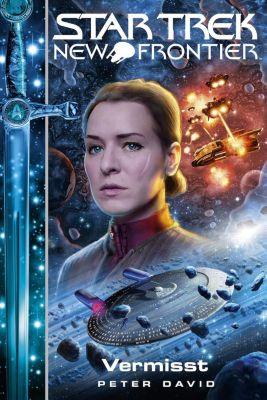 Star Trek - New Frontier, Vermisst - Peter Allen David |