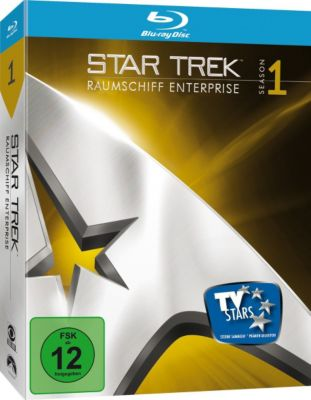 Star Trek: Raumschiff Enterprise - Remastered - Season 1, James Doohan, DeForest Kelley, Walter König