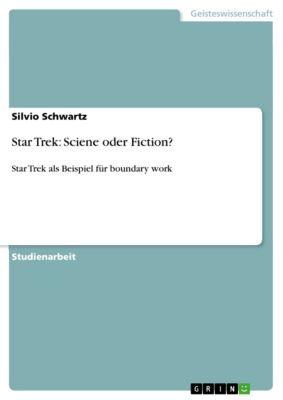 Star Trek: Sciene oder Fiction?, Silvio Schwartz