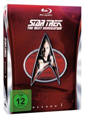 Star Trek: The Next Generation - Season 1, Michael Dorn,Jonathan Frakes LeVar Burton