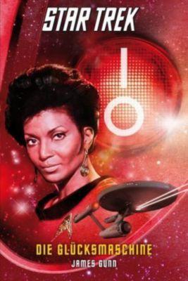 Star Trek, The Original Series - Die Glücksmaschine - James Gunn |