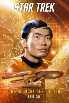 Star Trek - The Original Series: Star Trek - The Original Series: Das Gewicht der Welten, Greg Cox
