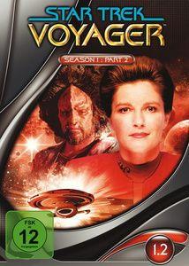 Star Trek - Voyager: Season 1, Part 2, Rick Berman, Michael Piller, Gene Roddenberry, Jeri Taylor, Brannon Braga, Joe Menosky, Kenneth Biller, Bryan Fuller, Michael Taylor