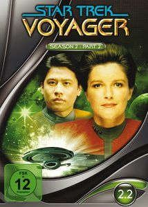 Star Trek - Voyager: Season 2, Part 2, Roxanne Biggs-dawson,jennifer Lien Robert Beltran