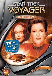 Star Trek - Voyager: Season 5, Part 1, Roxann Dawson,ken Magee Robert Beltran