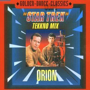 STAR TREK(TEKKNO MIX), Orion
