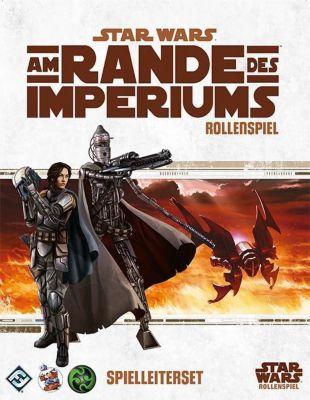 Star Wars - Am Rande des Imperiums, Spielleiterset -  pdf epub