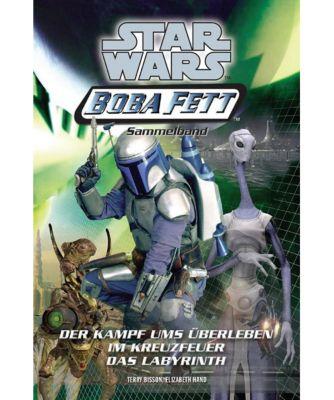 Star Wars - Boba Fett Sammelband Band 1: Boba Fett Band 1-3 -  pdf epub