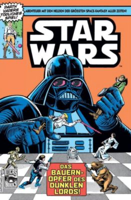Star Wars - Classics Band 4: Das Bauernopfer des dunklen Lords, Archie Goodwin