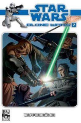 Star Wars - Clone Wars (Comic) Band 7: Waffenbrüder - John Ostrander |
