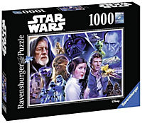 Star Wars Collection 1. Puzzle 1000 Teile - Produktdetailbild 1