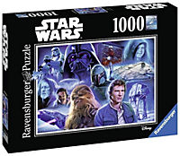 Star Wars Collection 2. Puzzle 1000 Teile - Produktdetailbild 1