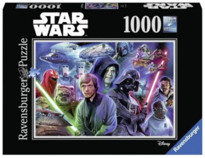 Star Wars Collection 3. Puzzle 1000 Teile
