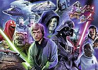 Star Wars Collection 3. Puzzle 1000 Teile - Produktdetailbild 2