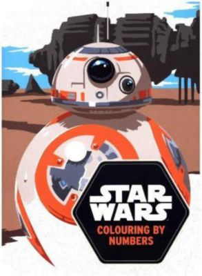 Star Wars: Colouring By Numbers