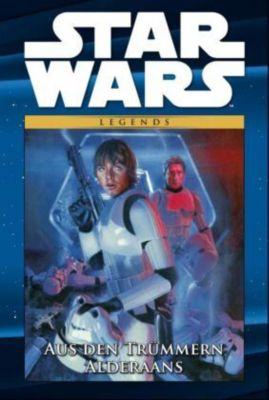 Star Wars Comic-Kollektion - Aus den Trümmern Alderaans