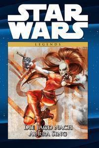 Star Wars Comic-Kollektion - Die Jagd nach Aurra Sing