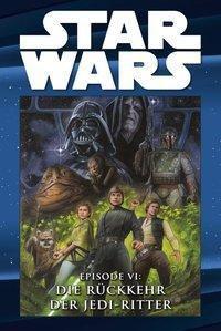 Star Wars Comic-Kollektion - Episode VI: Die Rückkehr der Jedi-Ritter