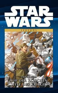 Star Wars Comic-Kollektion, Imperium: Auf der falschen Seite des Krieges, Randy Stradley, John Jackson, Christian Miller