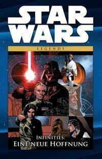 Star Wars Comic-Kollektion - Infinities: Eine neue Hoffnung, Chris Warner, Al Rio, Drew Johnson, Neil Nelson, Ray Snyder