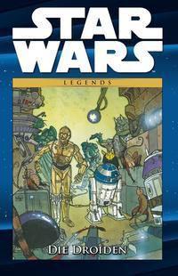 Star Wars Comic-Kollektion - Legends, Die Droiden