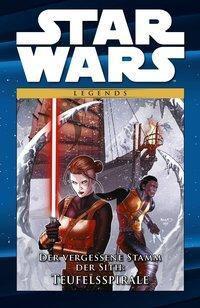 Star Wars Comic-Kollektion - Legens, Der vergessene Stamm der Sith: Teufelsspirale
