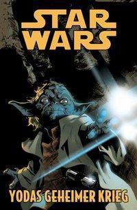 Star Wars Comic - Yodas geheimer Krieg