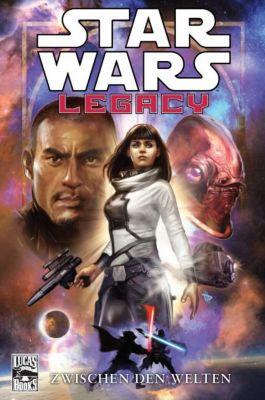 Star Wars - Comics Band 78: Legacy II: Zwischen den Welten