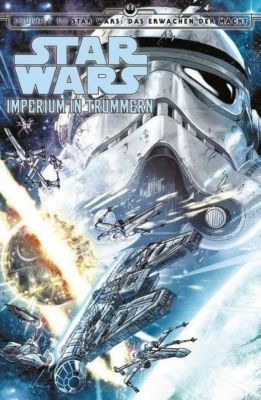 Star Wars - Comics Band 89: Imperium in Trümmern