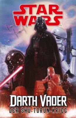 Star Wars Comics - Darth Vader (Ein Comicabenteuer): Der Shu-Torun-Krieg -  pdf epub