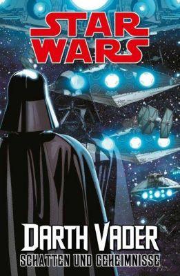 Star Wars Comics - Darth Vader - Schatten und Geheimnisse