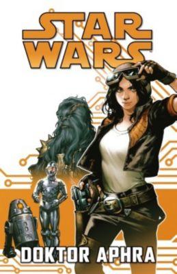 Star Wars Comics: Doktor Aphra - Chuck Wendig |